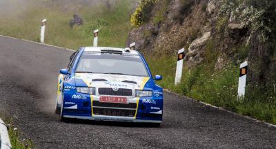 Rally Islas Canarias - El Corte Inglés, Gran Canaria, Sport, Event