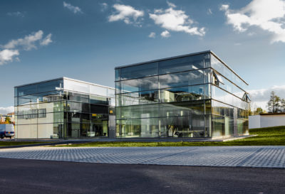 Petkus Technologie GmbH - Innovation Building